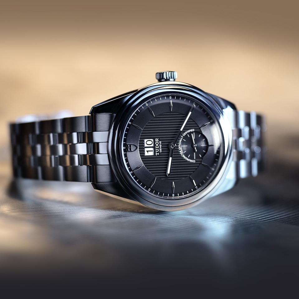 TUDOR GLAMOUR DOUBLE DATE 42 MM - M57100-0003