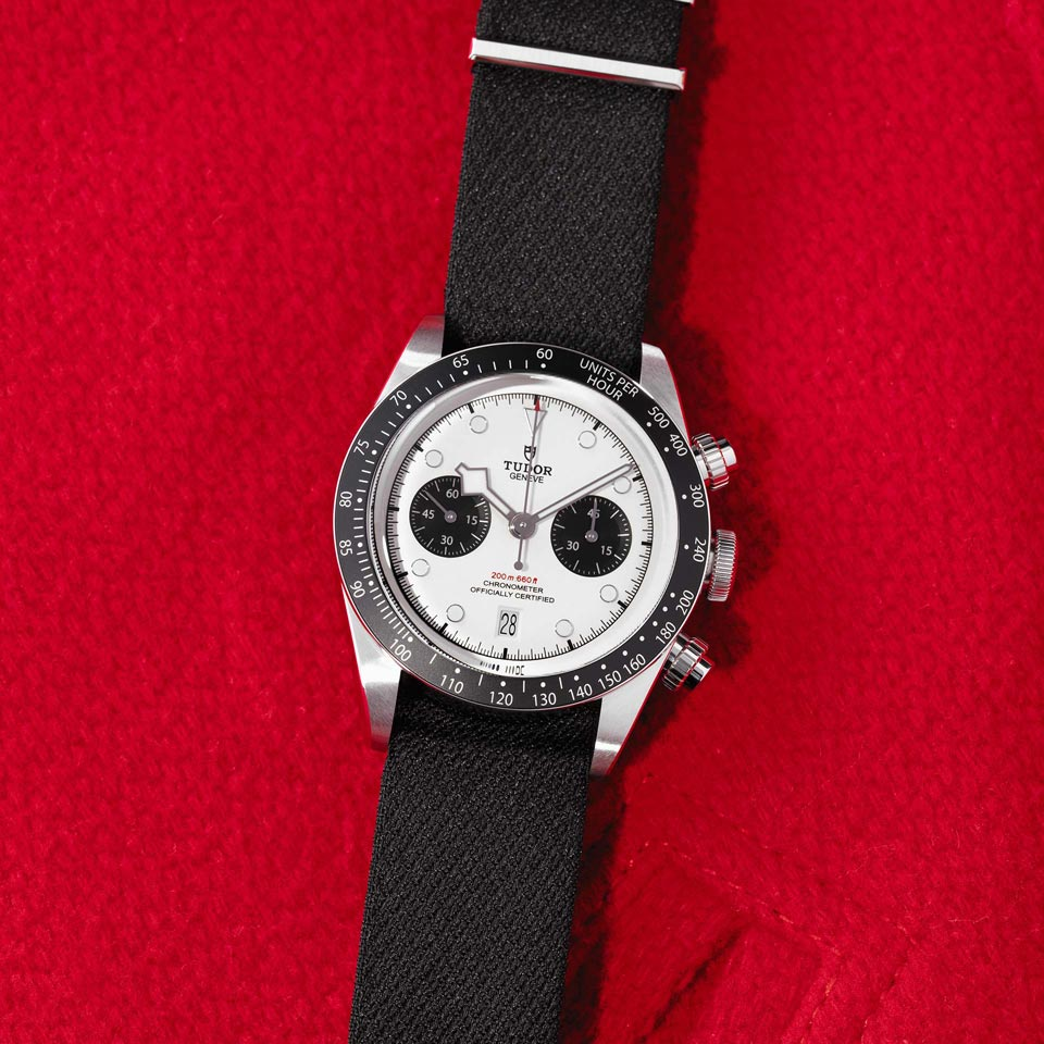 TUDOR BLACK BAY CHRONO 41 MM - M79360N-0008