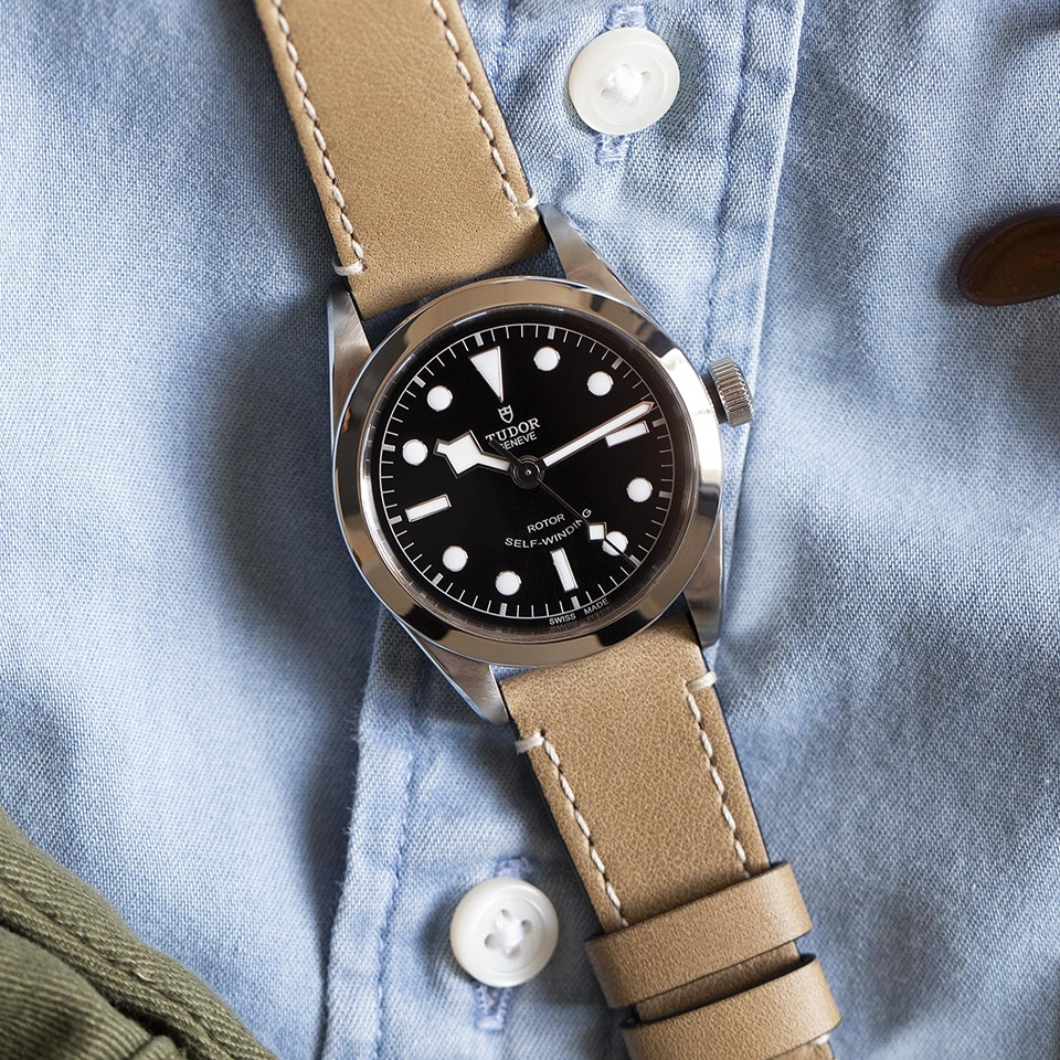 TUDOR BLACK BAY 36 36 MM - M79500-0008