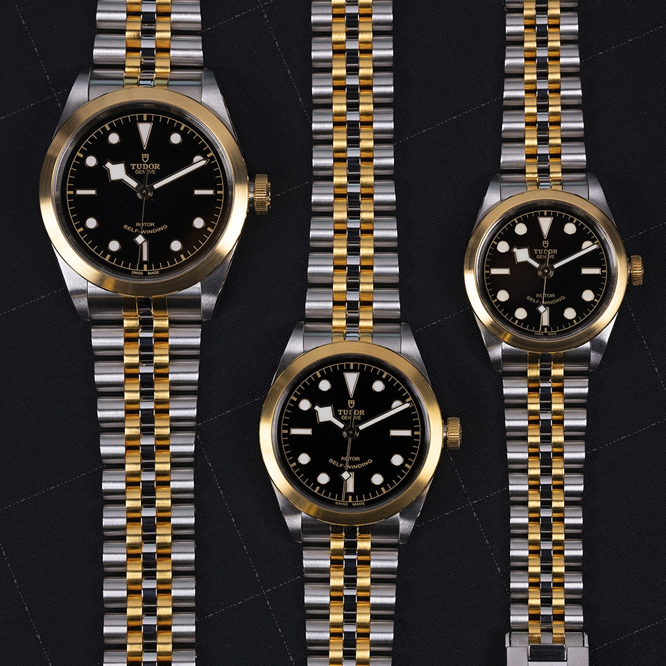 TUDOR BLACK BAY 36 S G - M79503-0001
