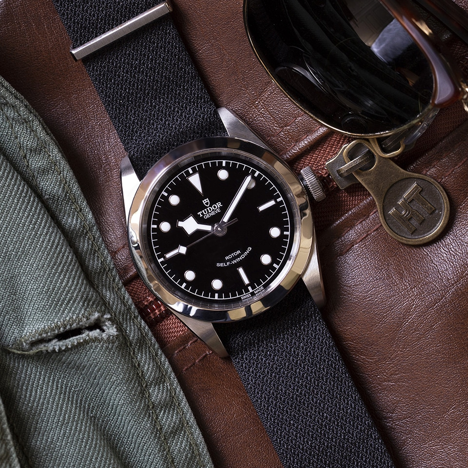 TUDOR BLACK BAY 41  - M79540-0009