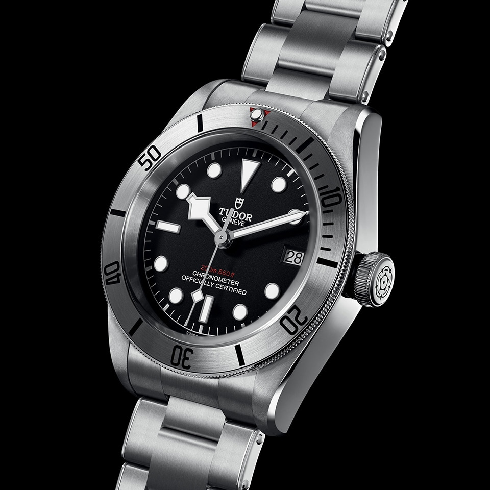 STEEL CASE TUDOR BLACK BAY STEEL - M79730-0006