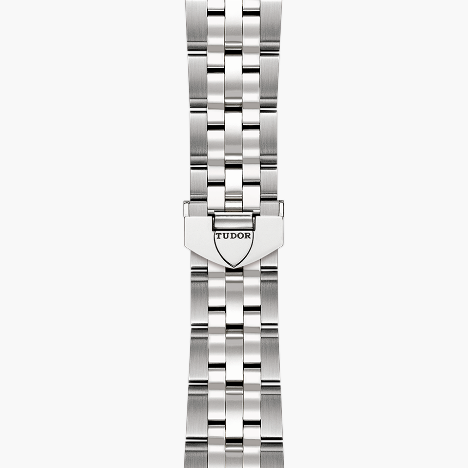 TUDOR GLAMOUR DATE WATCH-WRISTBAND - M55000-0007