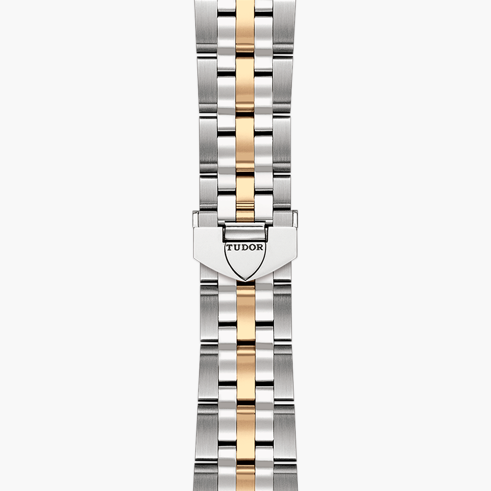 帝舵表 GLAMOUR DATE WATCH-WRISTBAND - M55023-0021