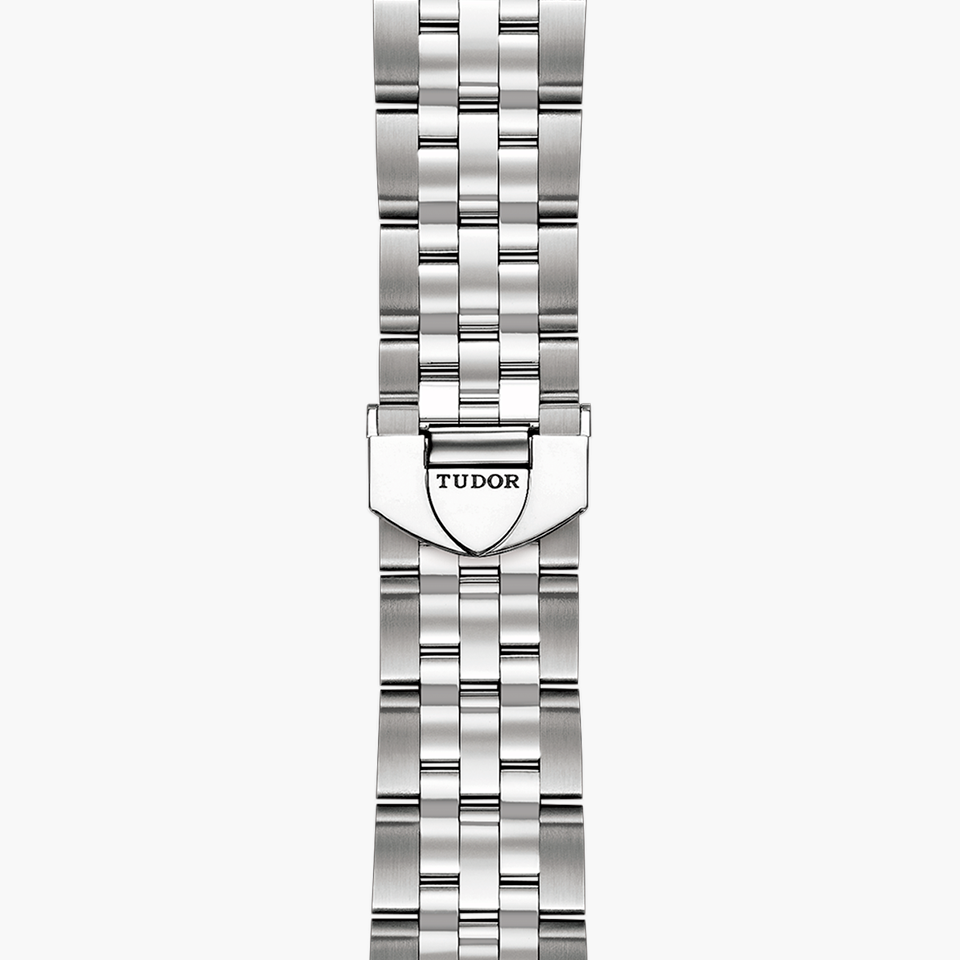 TUDOR GLAMOUR DATE DAY WATCH-WRISTBAND - M56000-0004