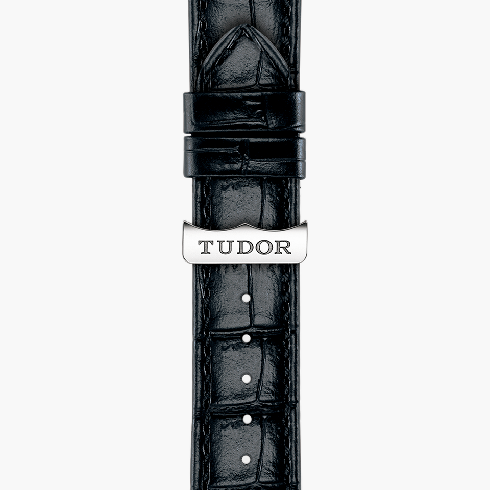 TUDOR GLAMOUR DATE DAY WATCH-WRISTBAND - M56003-0040