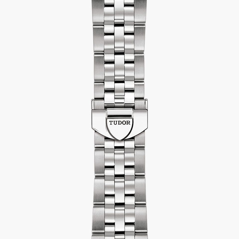 TUDOR GLAMOUR DOUBLE DATE WATCH-WRISTBAND - M57100-0003
