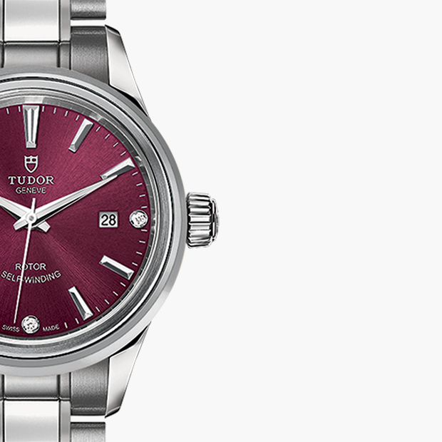 TUDOR  SET YOUR STYLE WATCH - M12100-0015