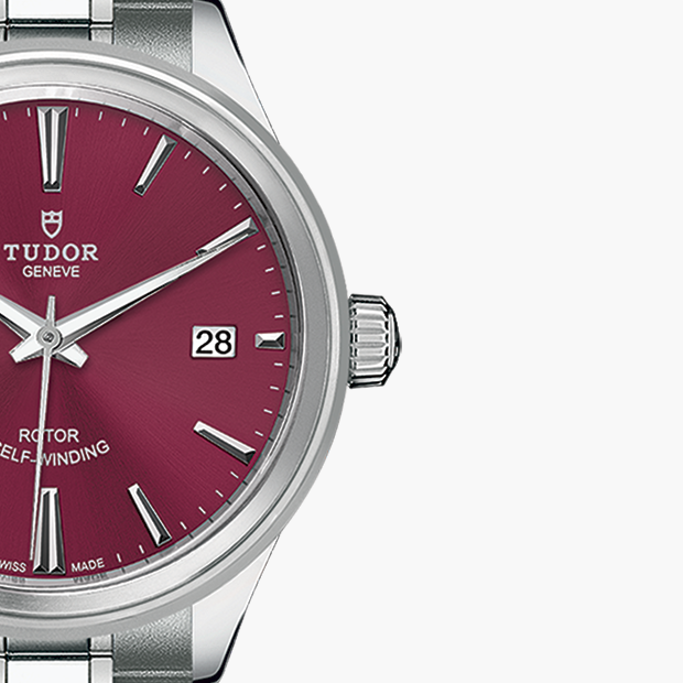TUDOR  SET YOUR STYLE WATCH - M12500-0011
