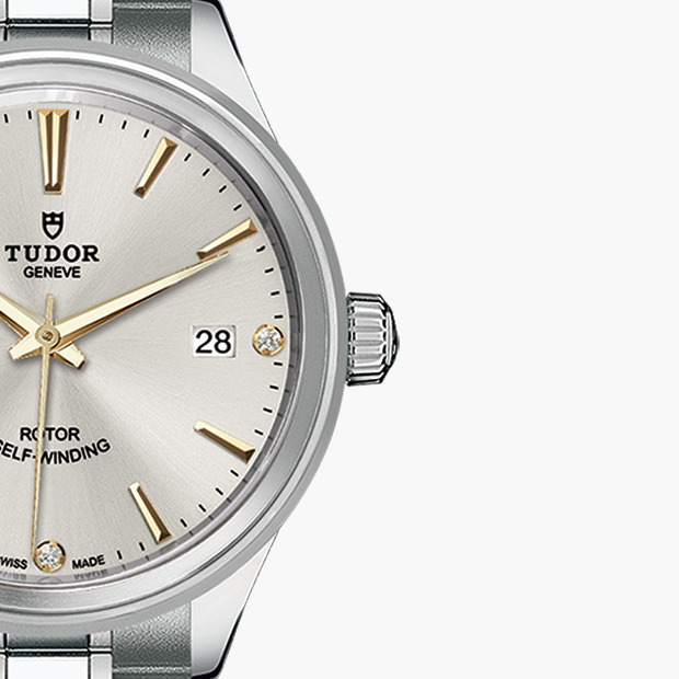 TUDOR  SET YOUR STYLE WATCH - M12500-0019