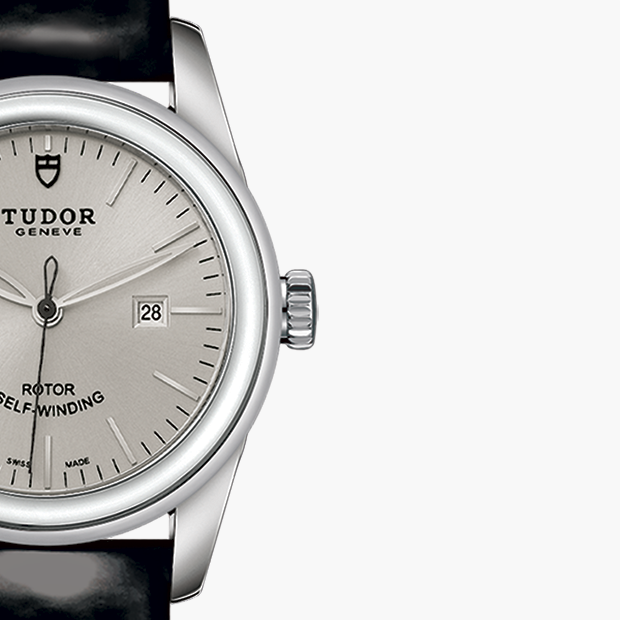 TUDOR  SET YOUR GLAMOUR DATE WATCH - M53000-0031