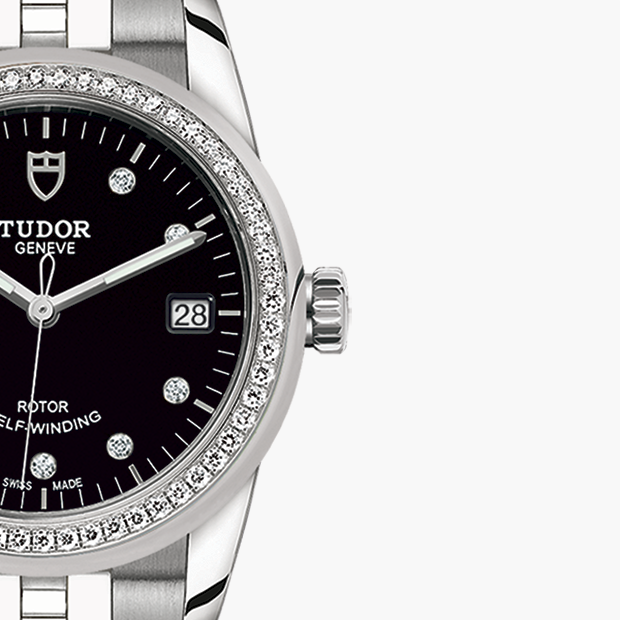TUDOR SET YOUR GLAMOUR DATE - M55020-0007