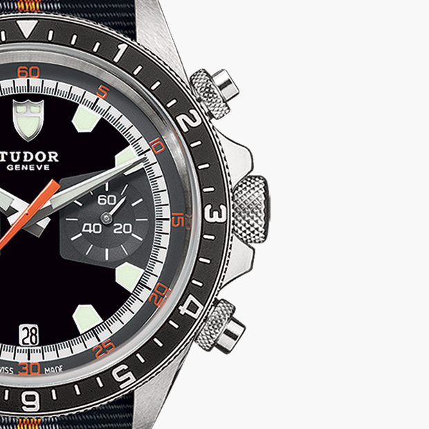 TUDOR SET YOUR HERITAGE CHRONO - M70330N-0003