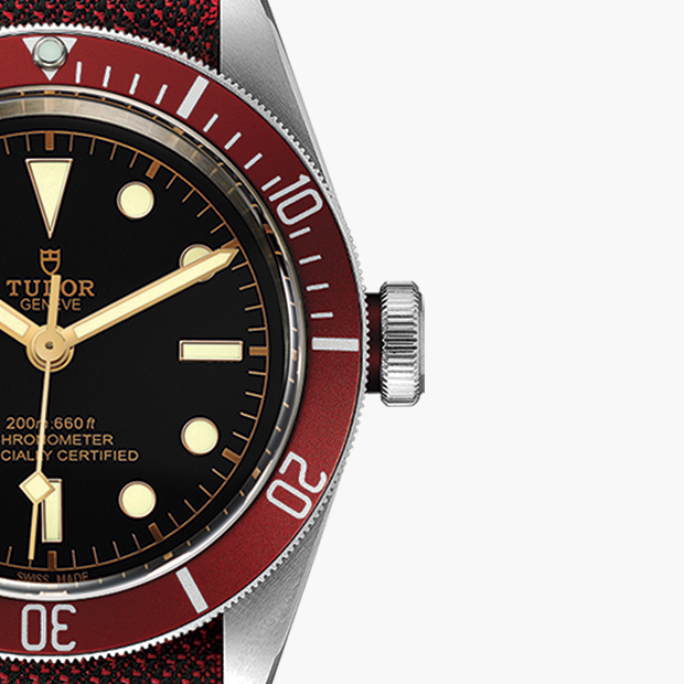 НАСТРОИТЬ ЧАСЫ TUDOR BLACK BAY - M79230R-0009