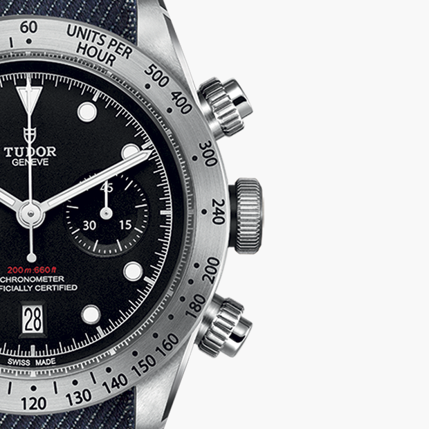НАСТРОИТЬ ЧАСЫ TUDOR BLACK BAY CHRONO - M79350-0003