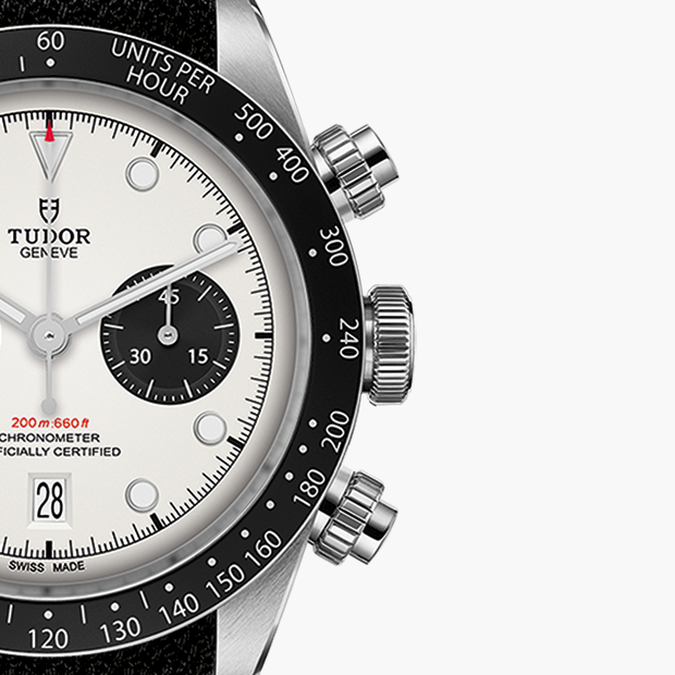 TUDOR BLACK BAY CHRONO - M79360N-0008 SET YOUR