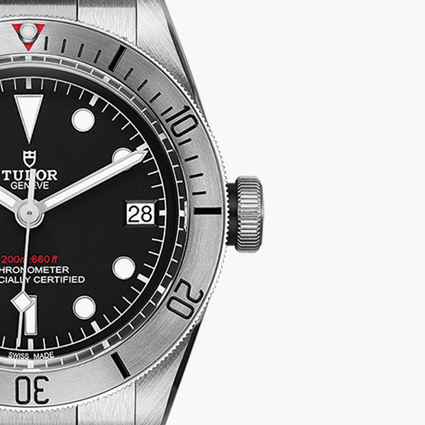 TUDOR SET YOUR BLACK BAY DATE - M79730-0006