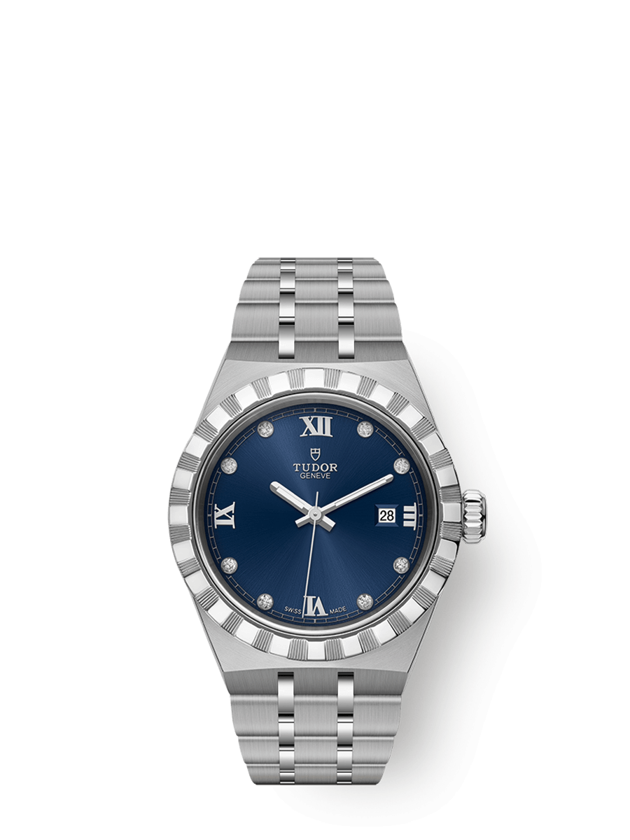 帝舵表 TUDOR ROYAL DATE WATCH - M28300-0007
