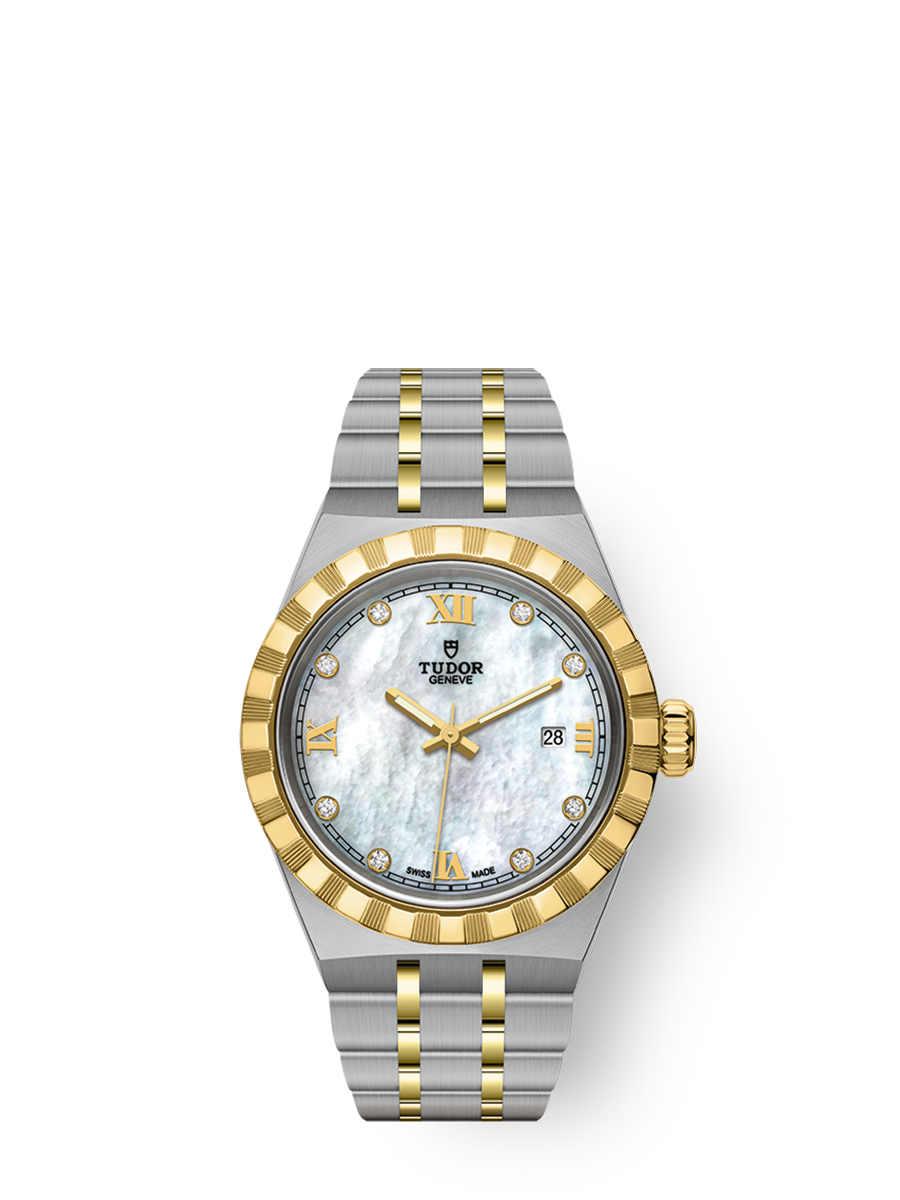 帝舵表 TUDOR ROYAL DATE WATCH - M28303-0007