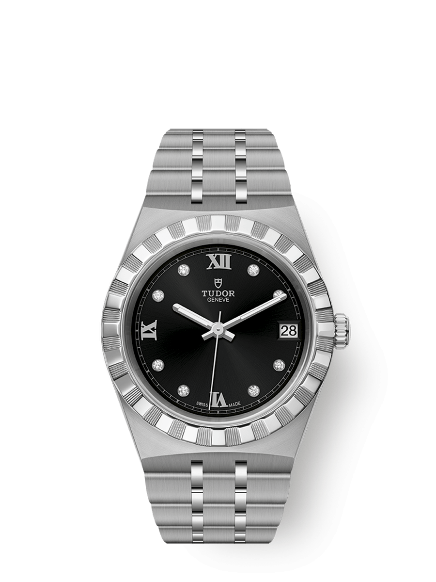 TUDOR TUDOR ROYAL DATE WATCH - M28400-0004