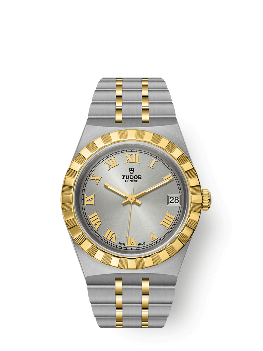 TUDOR TUDOR ROYAL DATE WATCH - M28403-0001