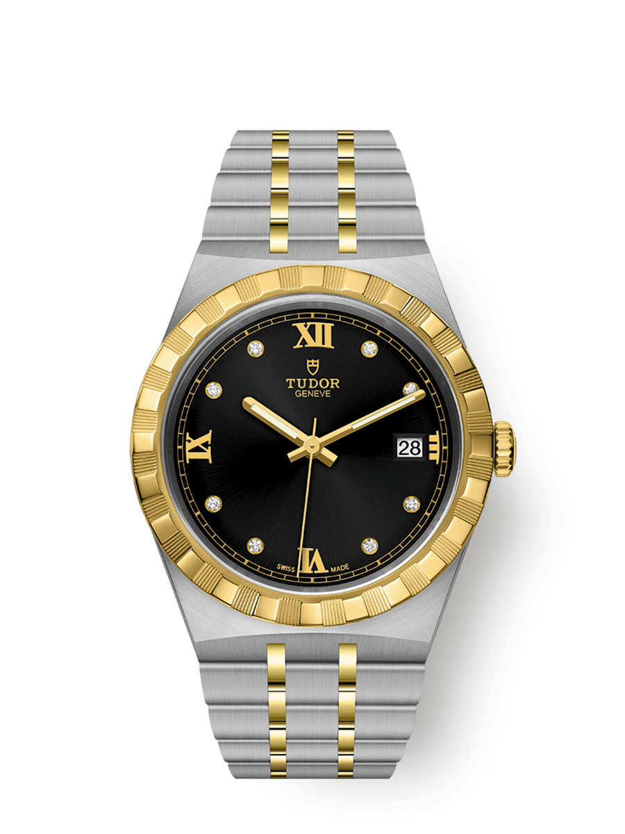 帝舵表 TUDOR ROYAL DATE WATCH - M28503-0004