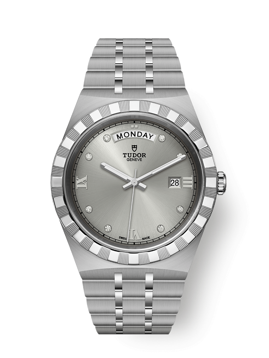 TUDOR TUDOR ROYAL DATE DAY WATCH - M28600-0002