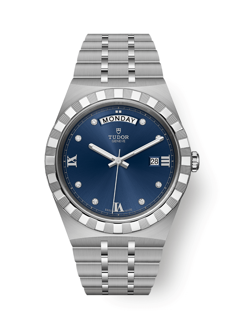 TUDOR TUDOR ROYAL DATE DAY WATCH - M28600-0006