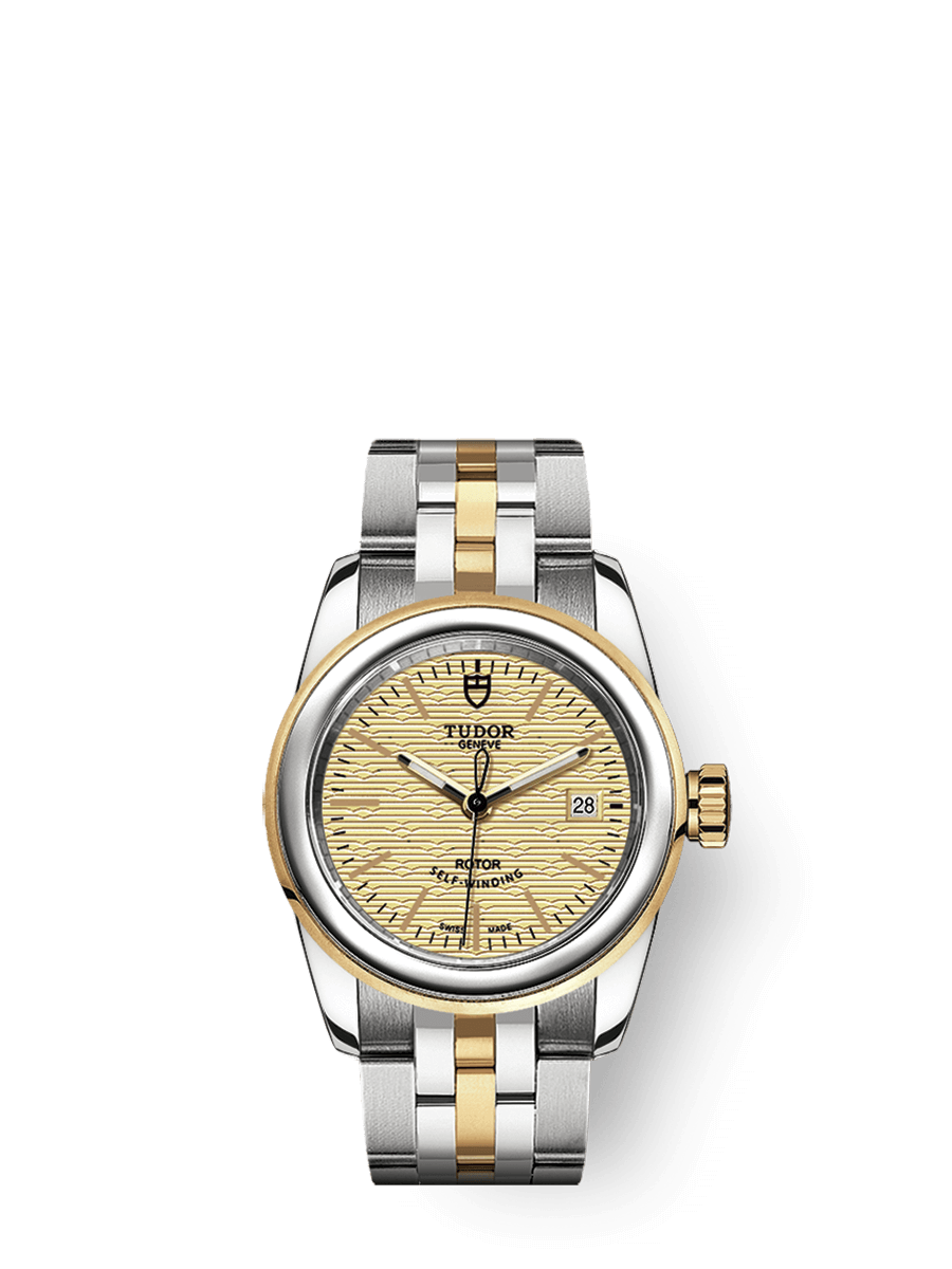 TUDOR GLAMOUR DATE WATCH - M51003-0006