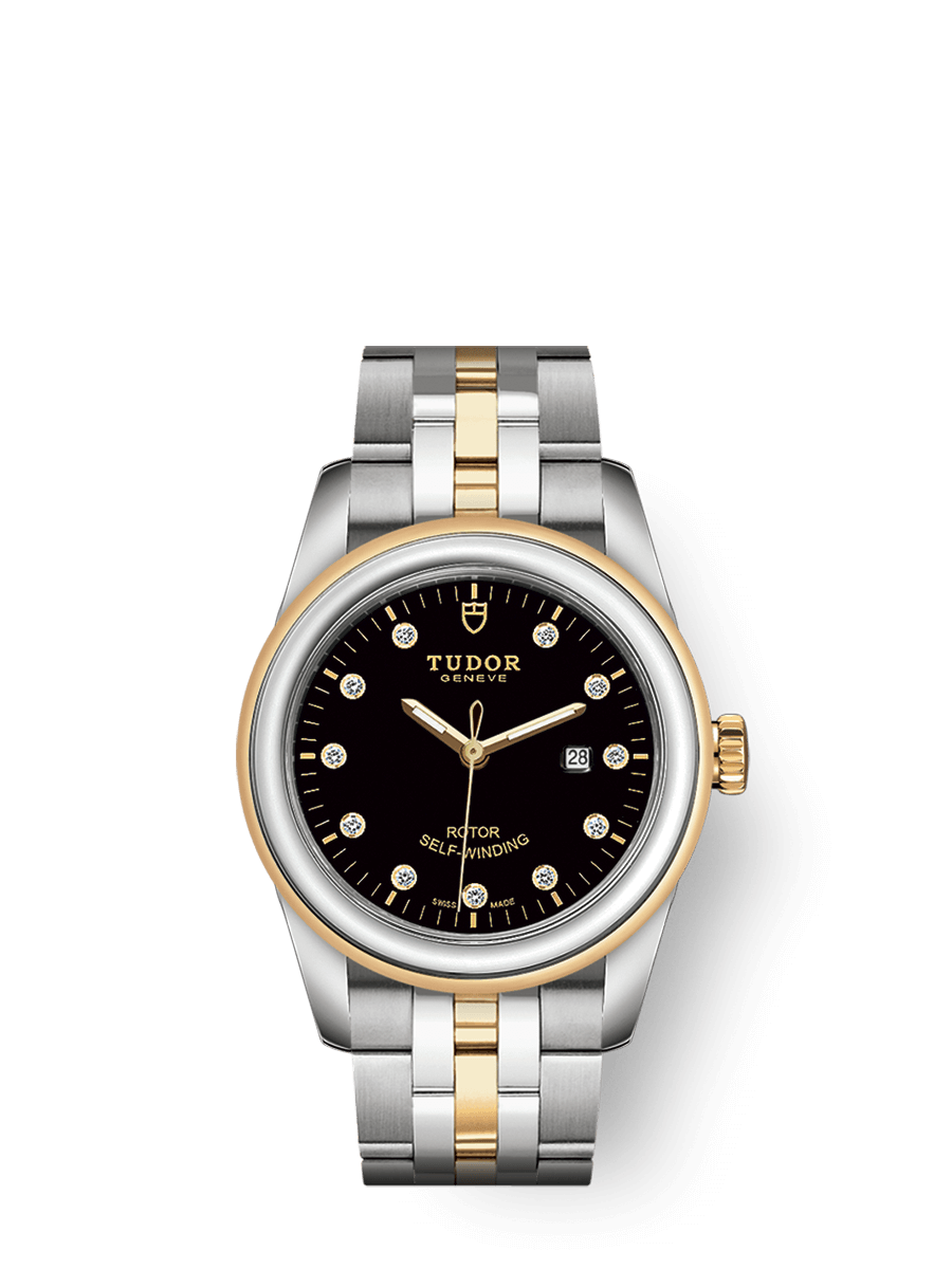 WATCH TUDOR GLAMOUR DATE - M53003-0008