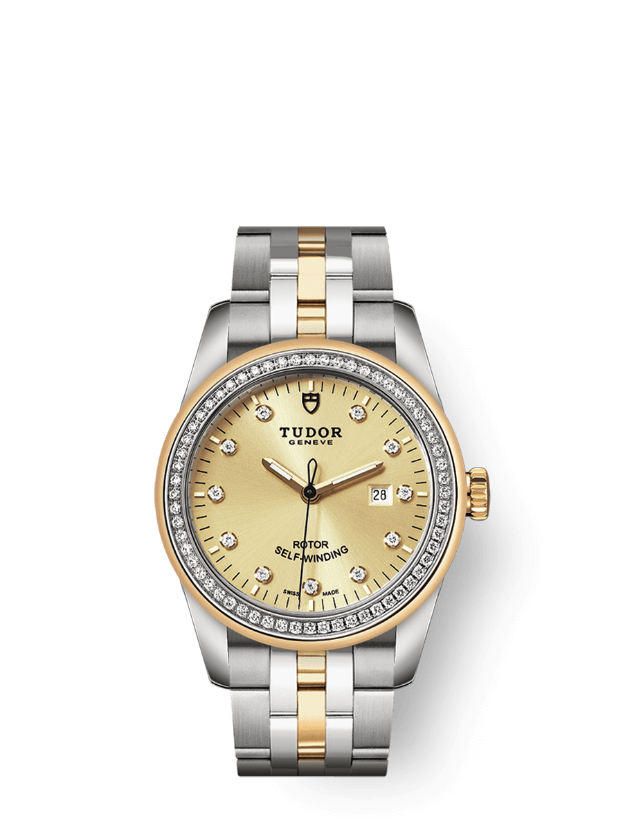 TUDOR GLAMOUR DATE WATCH - M53023-0021
