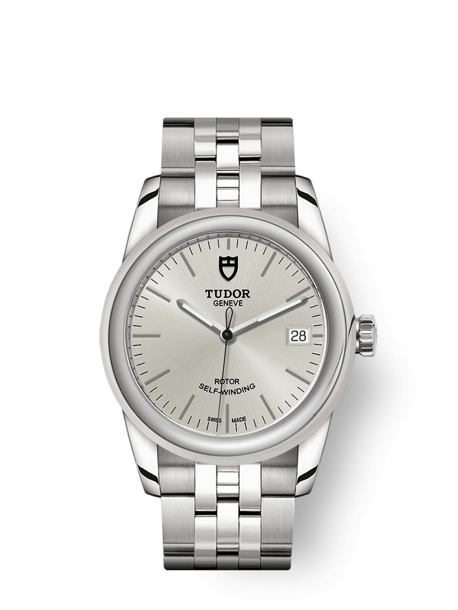 TUDOR GLAMOUR DATE WATCH - M55000-0005