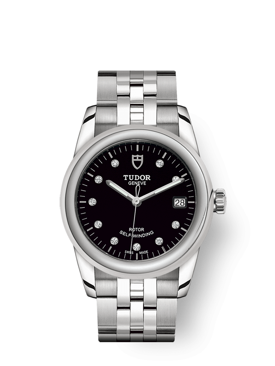 TUDOR GLAMOUR DATE WATCH - M55000-0008