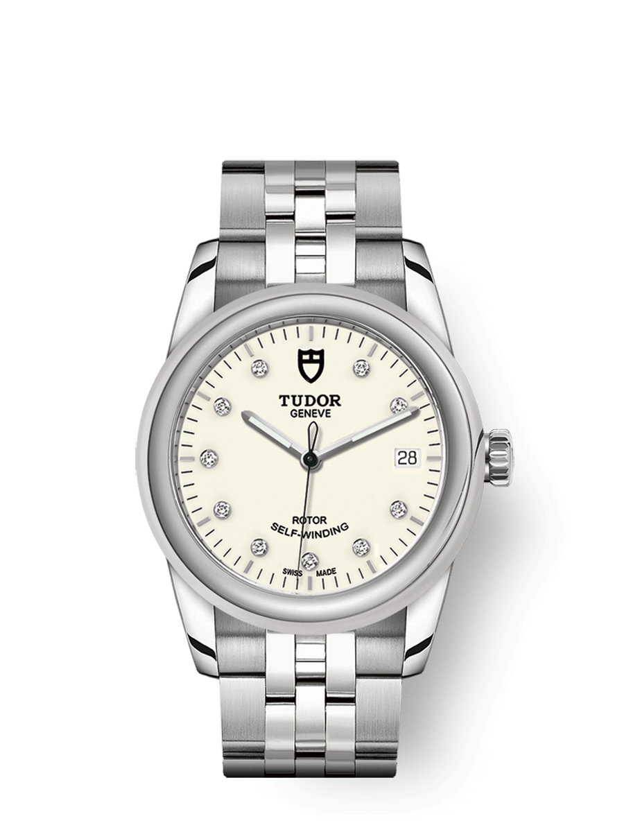 TUDOR GLAMOUR DATE WATCH - M55000-0104