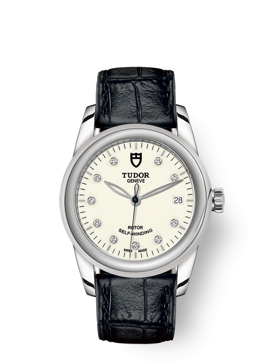 TUDOR GLAMOUR DATE WATCH - M55000-0116