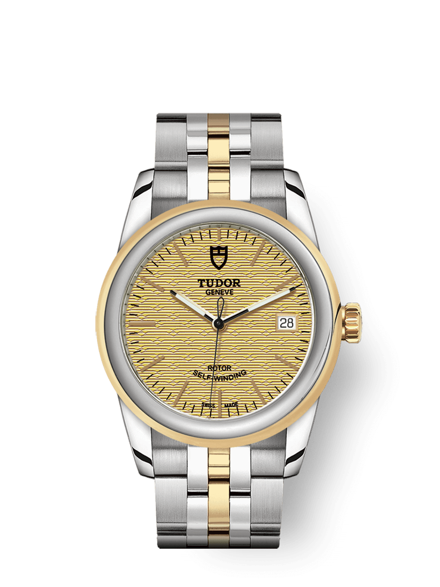 TUDOR GLAMOUR DATE WATCH - M55003-0003