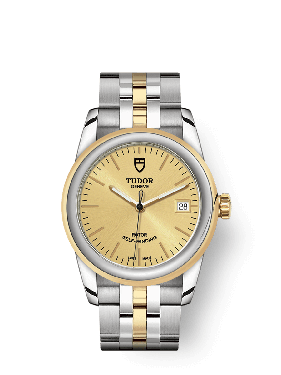 TUDOR GLAMOUR DATE WATCH - M55003-0005