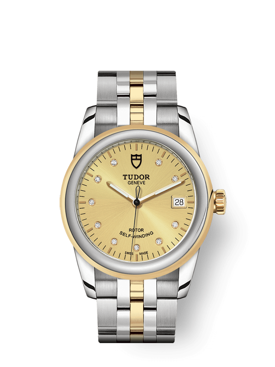 TUDOR GLAMOUR DATE WATCH - M55003-0006