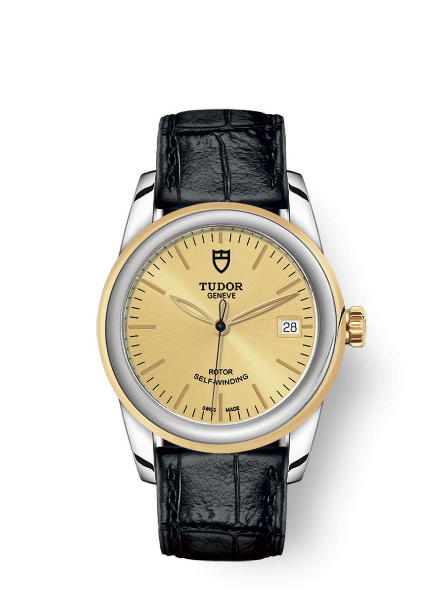 TUDOR GLAMOUR DATE WATCH - M55003-0044