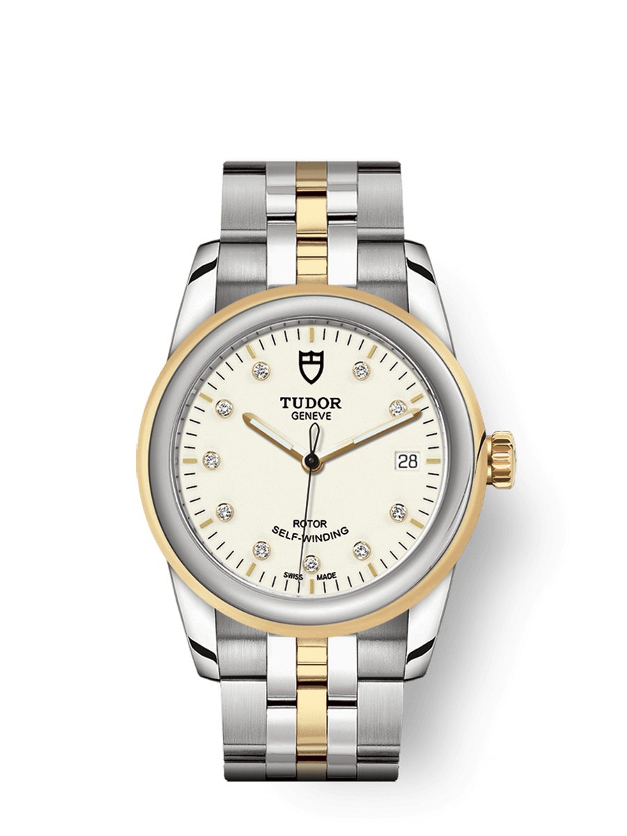 TUDOR GLAMOUR DATE WATCH - M55003-0083