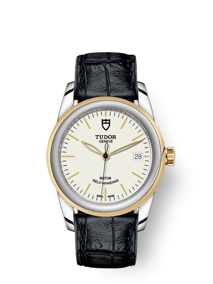 TUDOR GLAMOUR DATE WATCH - M55003-0086