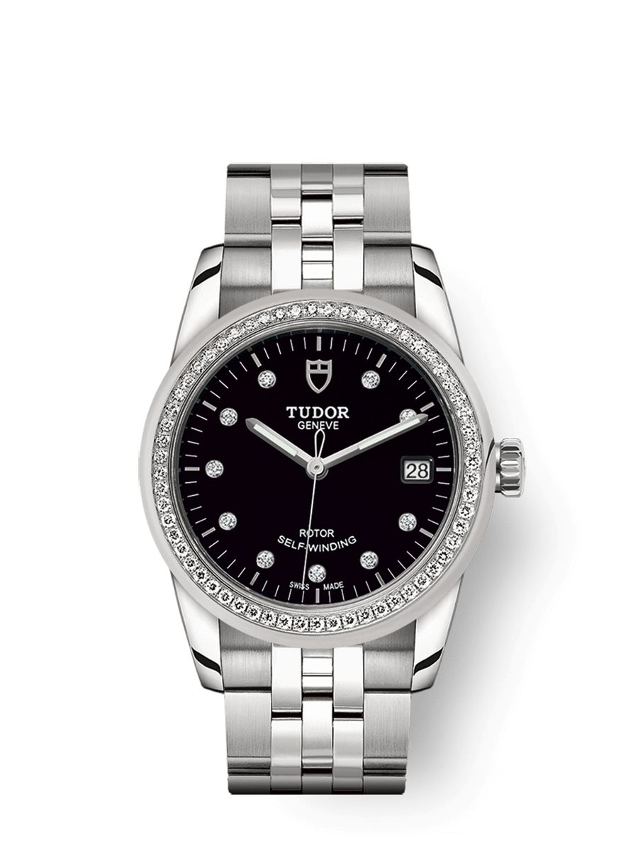 TUDOR GLAMOUR DATE WATCH - M55020-0007