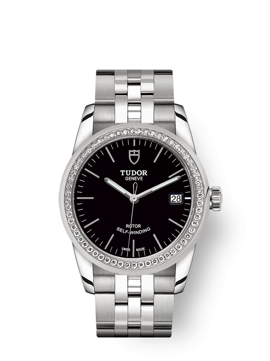 TUDOR GLAMOUR DATE WATCH - M55020-0008