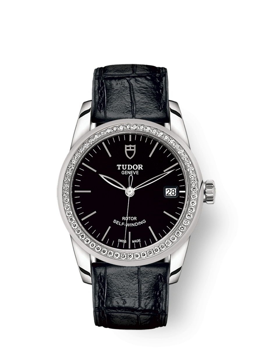 TUDOR GLAMOUR DATE WATCH - M55020-0052