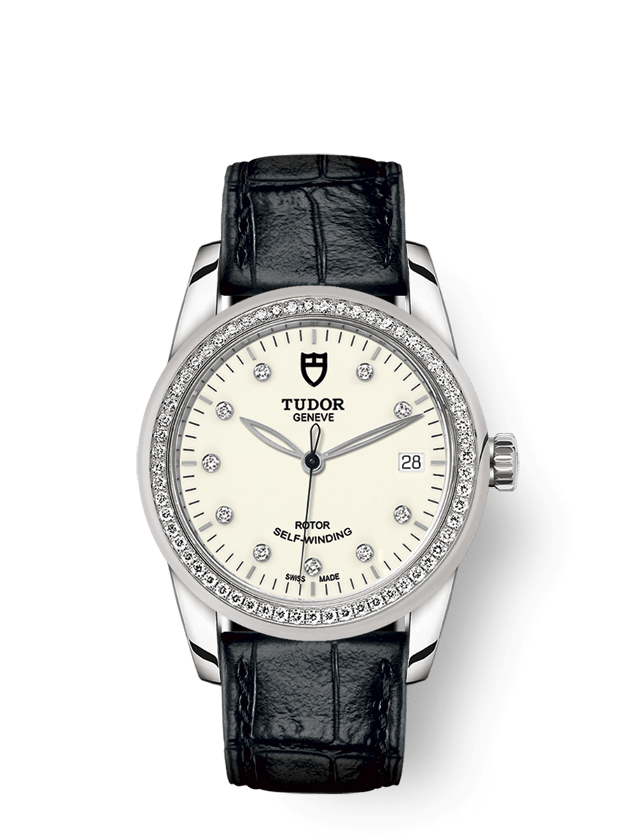 TUDOR GLAMOUR DATE WATCH - M55020-0108