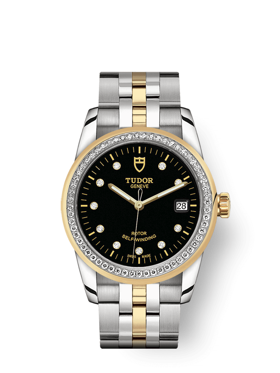 TUDOR GLAMOUR DATE WATCH - M55023-0022