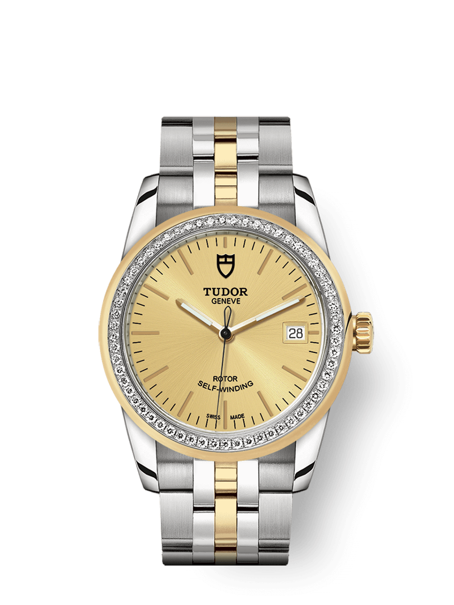 TUDOR GLAMOUR DATE WATCH - M55023-0025