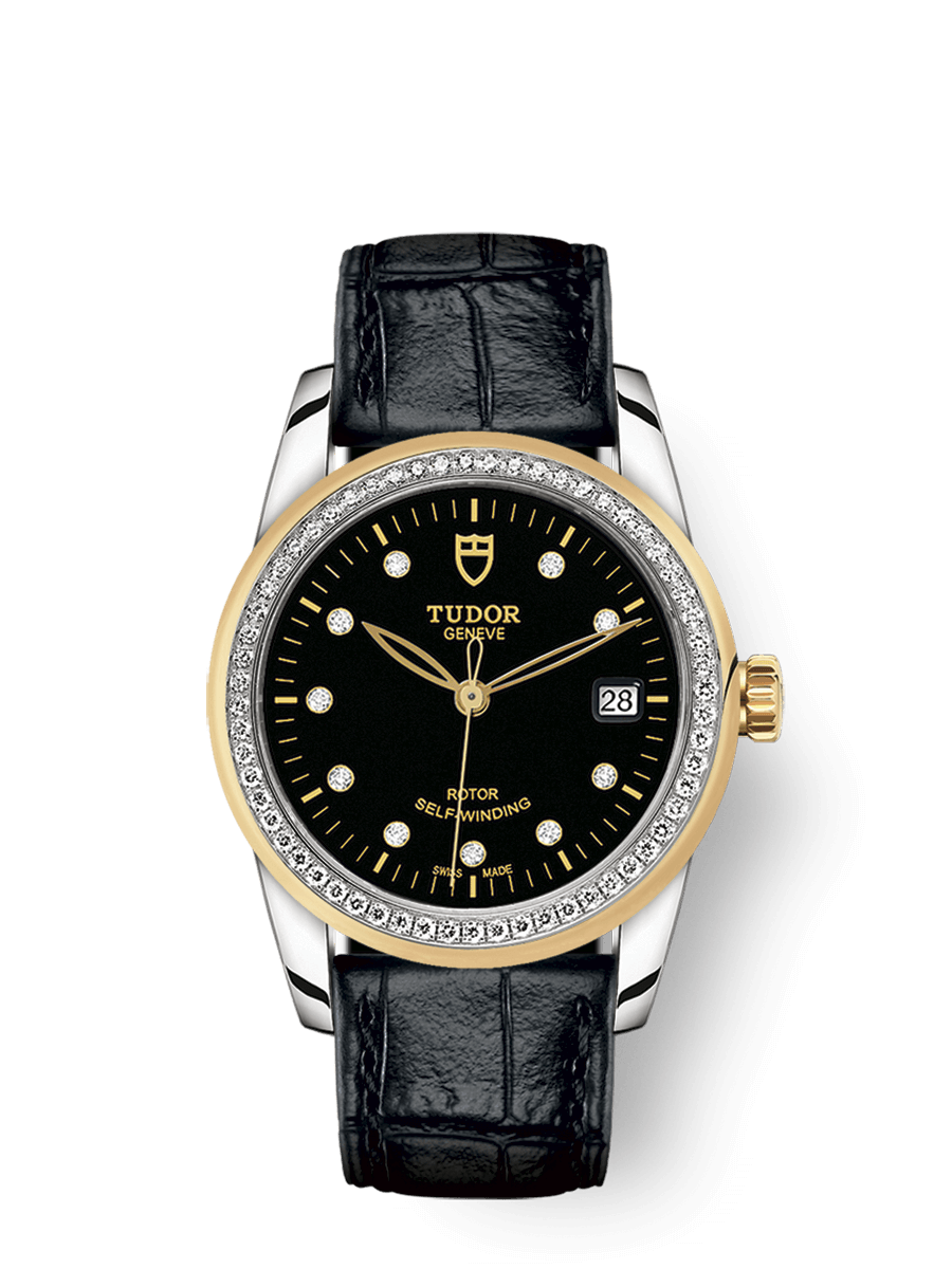 TUDOR GLAMOUR DATE WATCH - M55023-0046