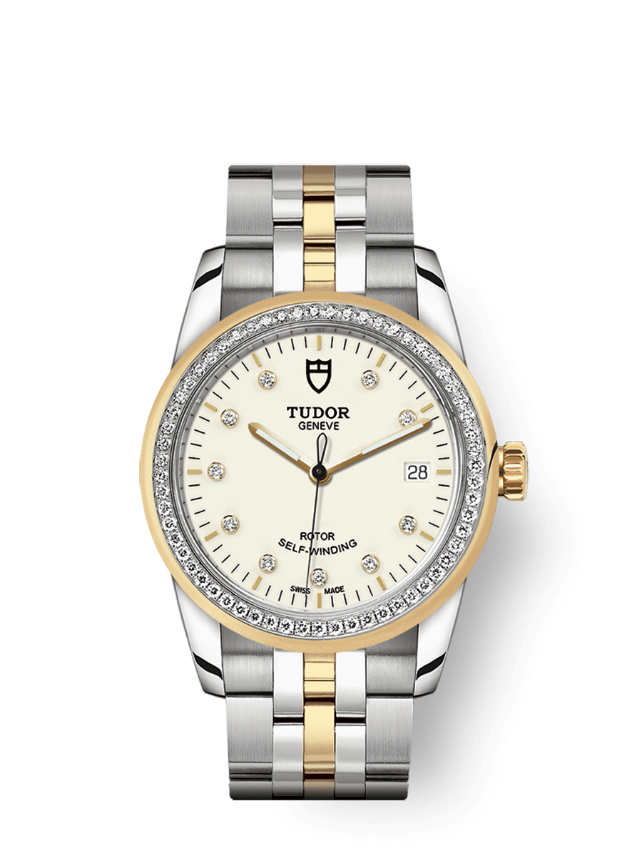 TUDOR GLAMOUR DATE WATCH - M55023-0082