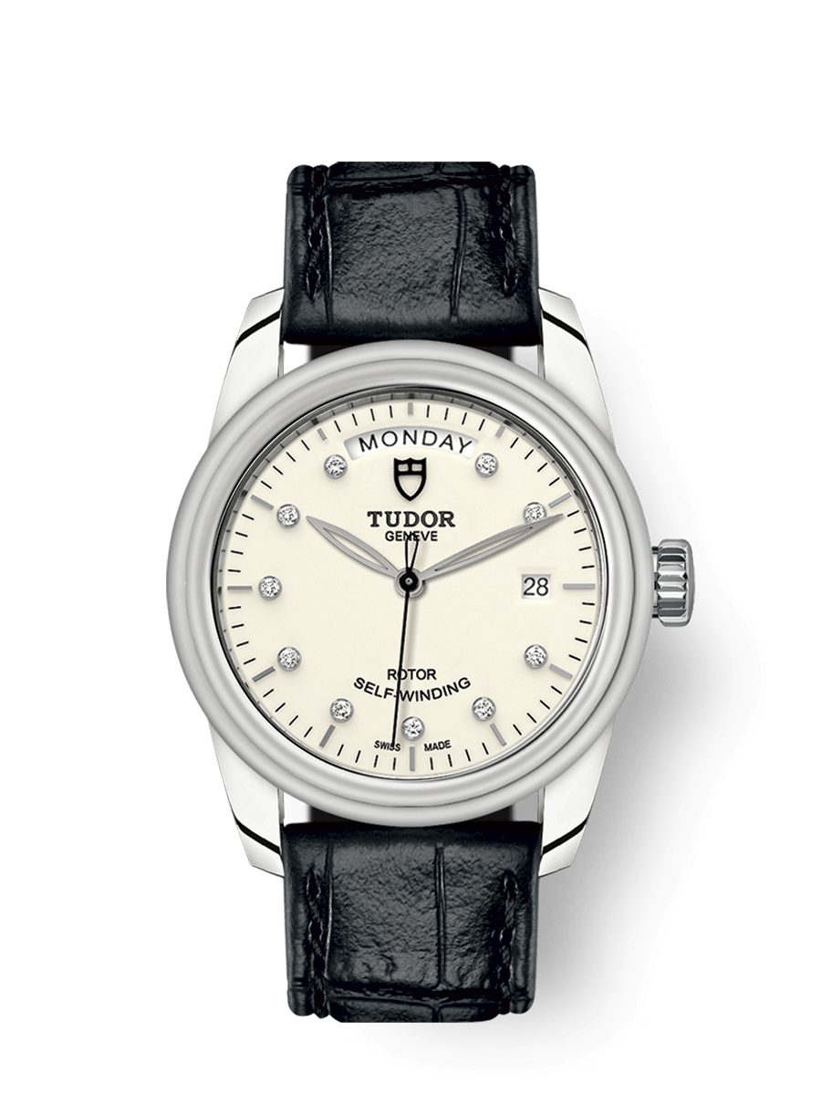 TUDOR GLAMOUR DATE DAY WATCH - M56000-0184